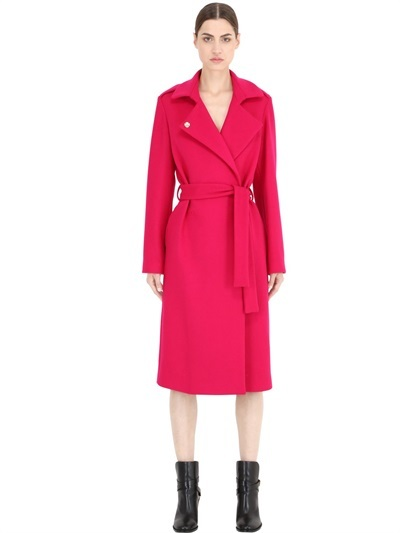 Wool & Cashmere Coat by LUISAVIAROMA