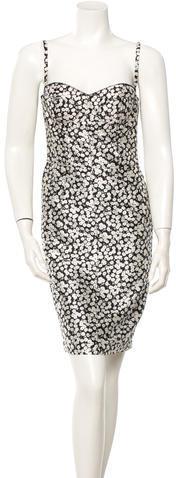Dolce & Gabbana Silk Dress by Dolce & Gabbana