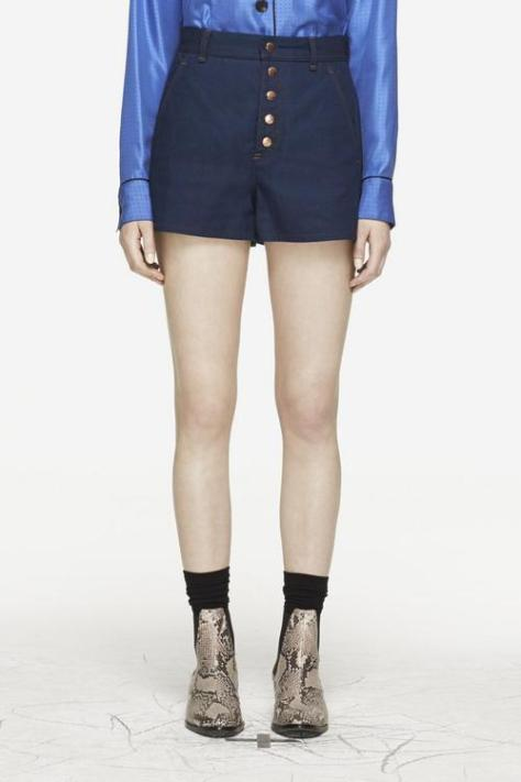 Branson Short – Indigo by Rag and Bone