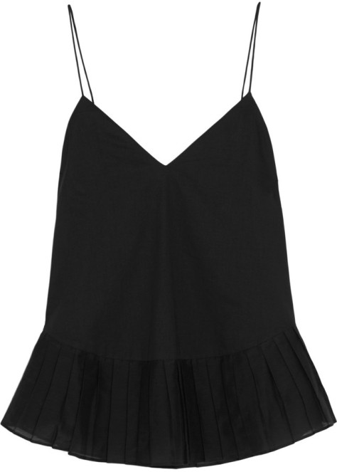 J.Crew Melinda Cotton-Voile and Organza Camisole by J.Crew