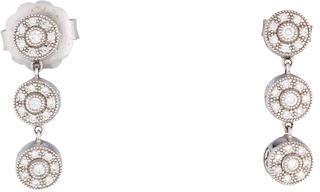 Charriol Diamond Drop Earrings by Charriol